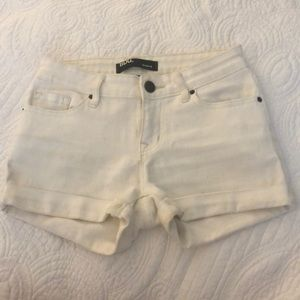 Off white Urban Outfitters shorts